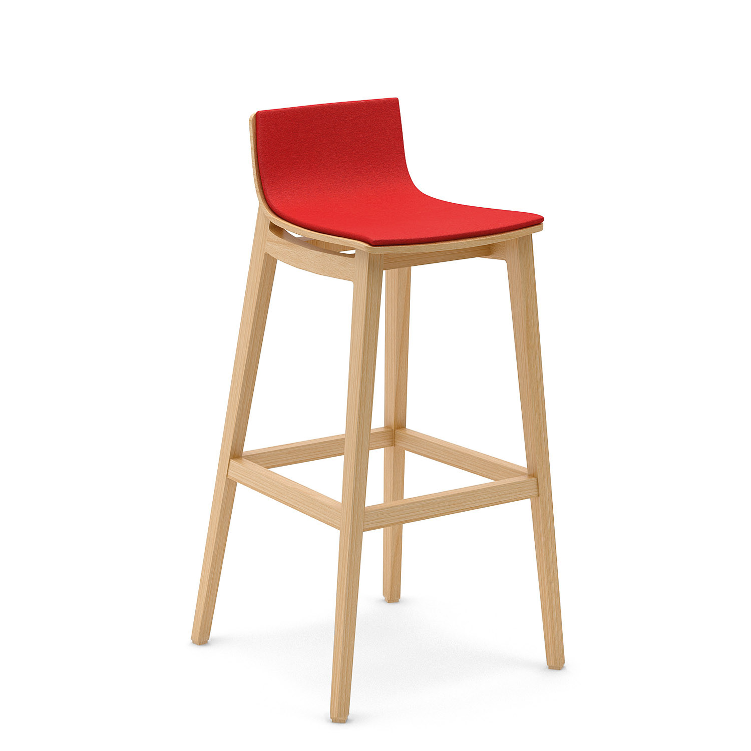 Emma Upholstered Bar Stool by Connection