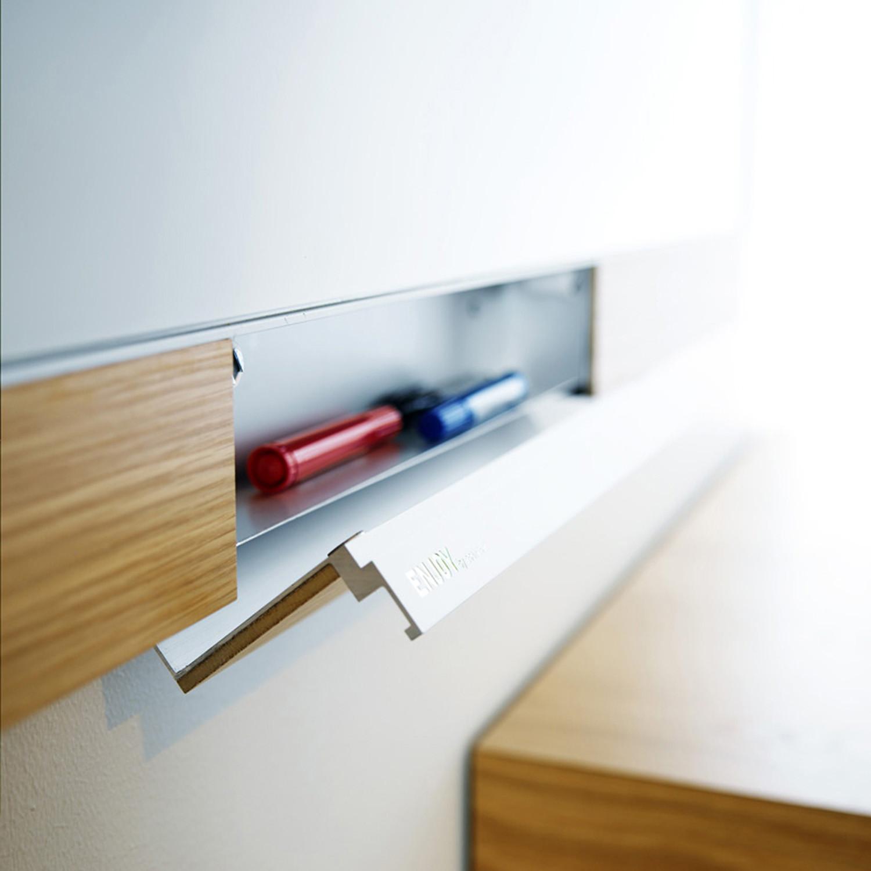 Enjoy Glass Board Marker Tray