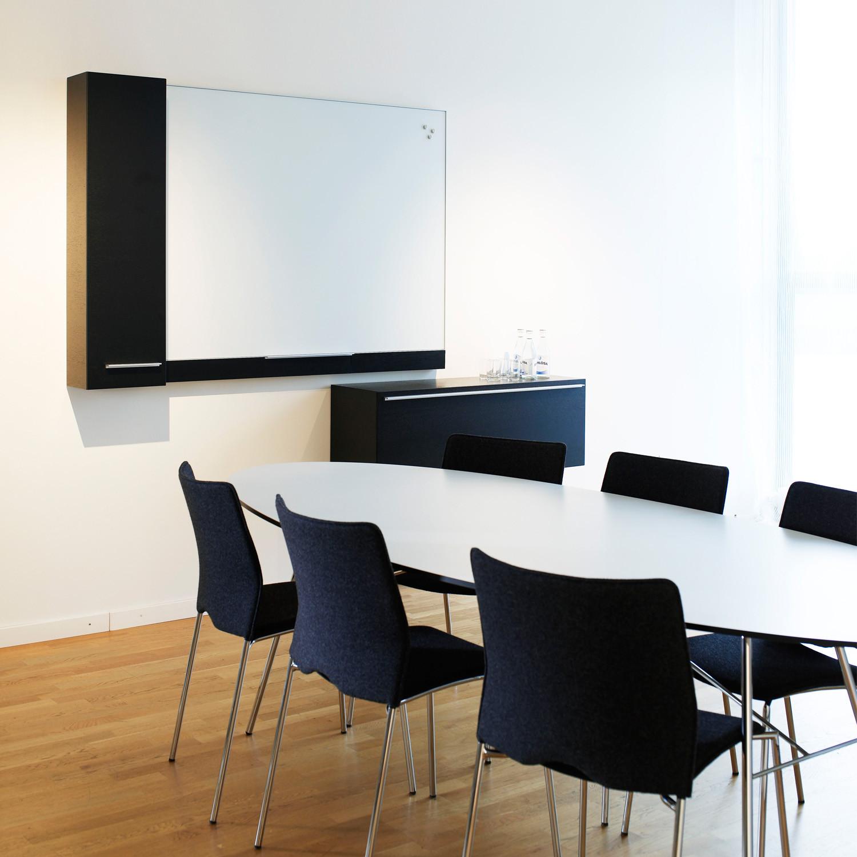 Enjoy Glass White Board