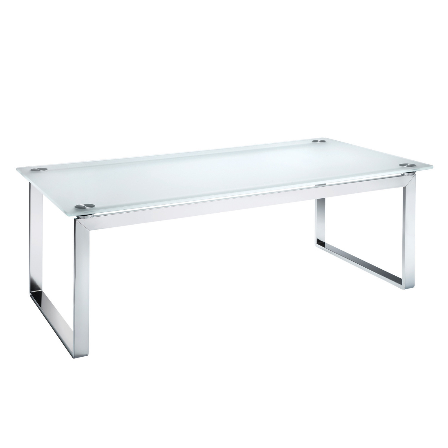 Equity Rectangular Glass Coffee Table
