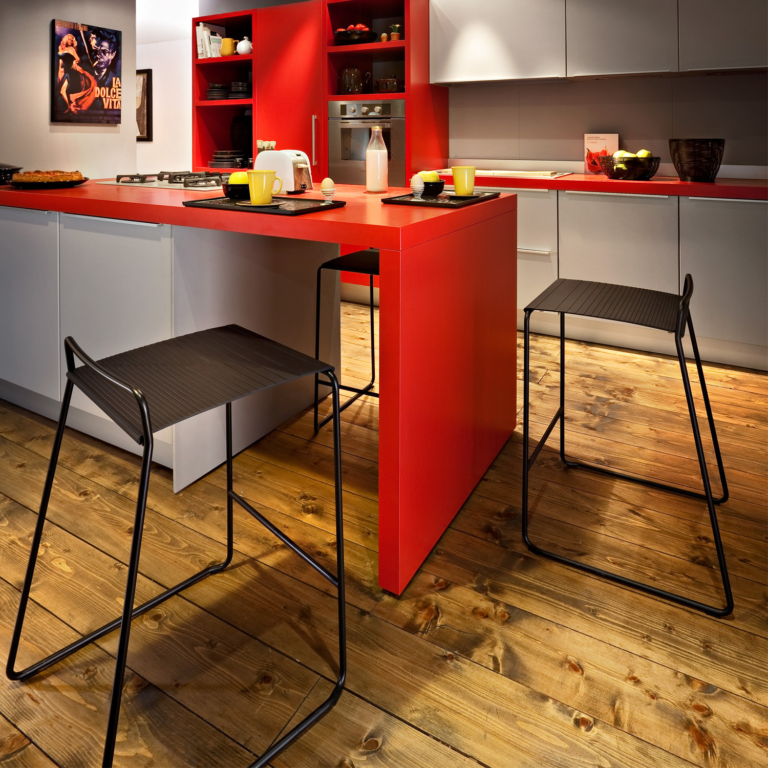 Estrosa Bar Stools for Breakout Areas