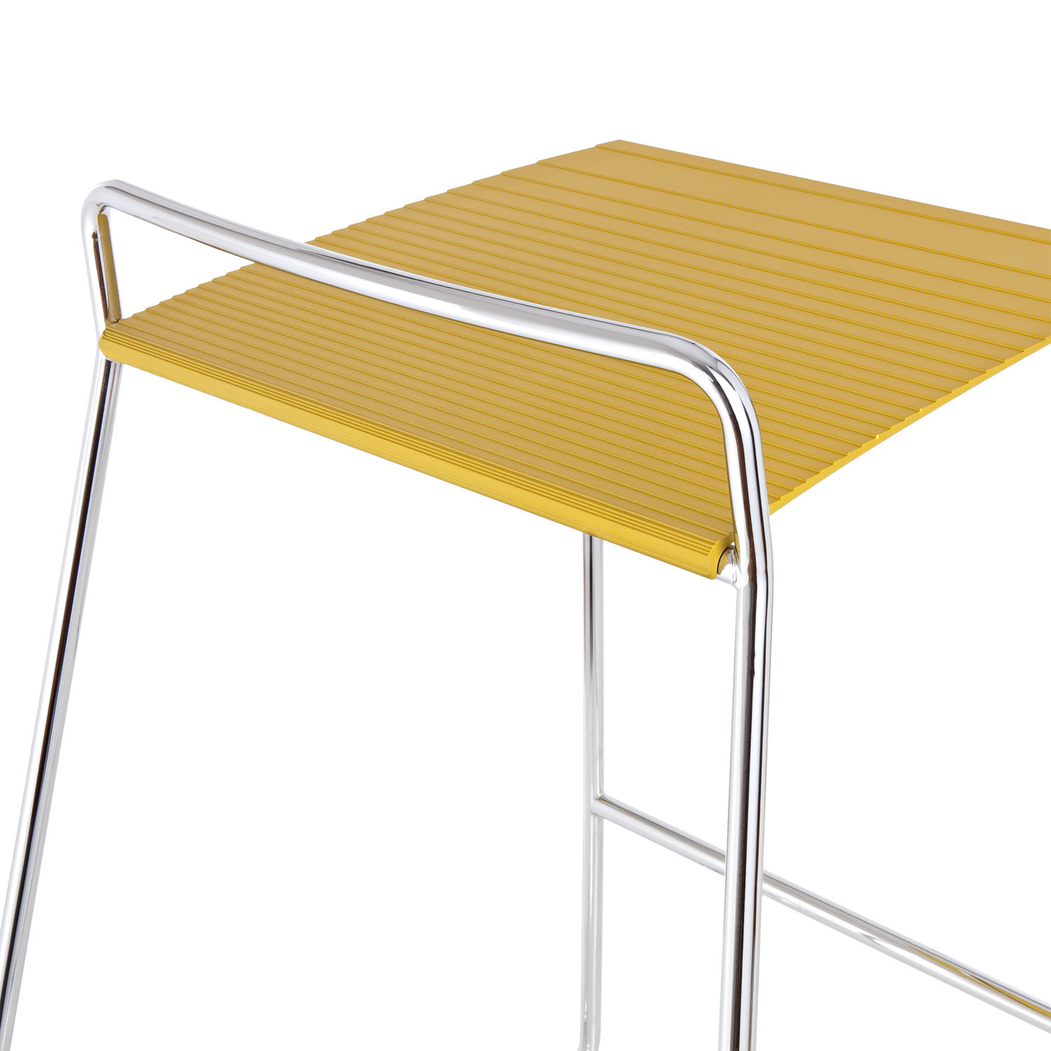 Estrosa Bar Stool seat detail