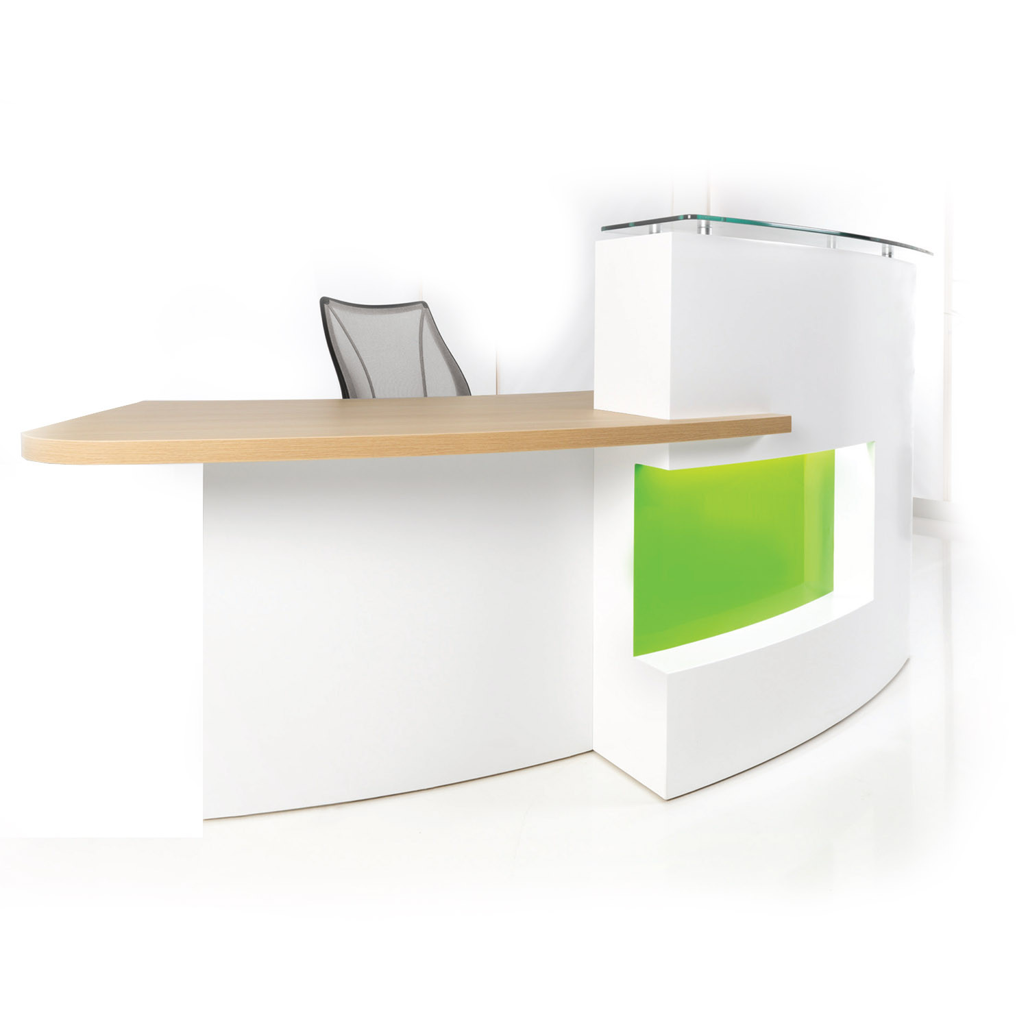 Evolution Xpression Modern Reception Desk