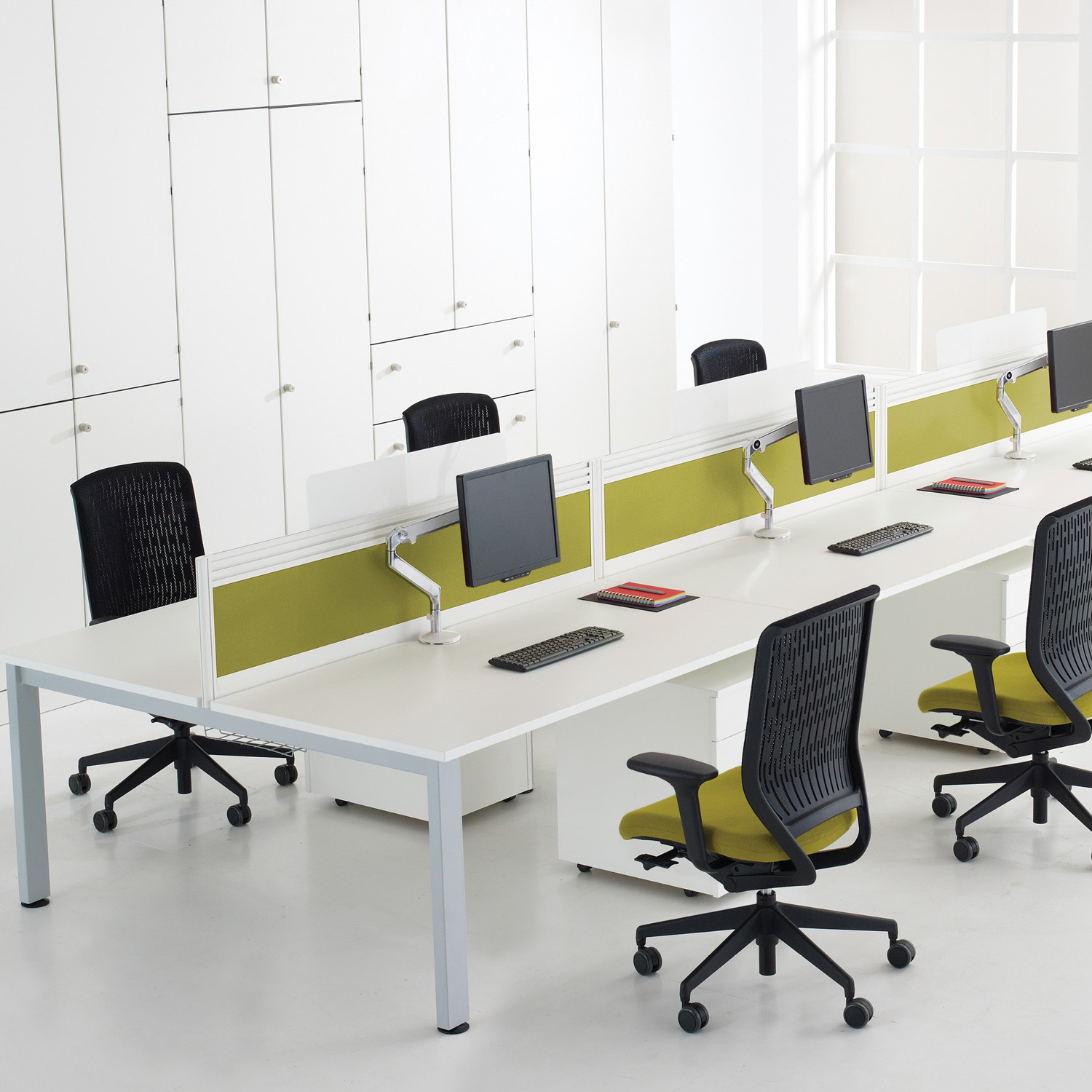 Evolve Office Chairs by Senator Group