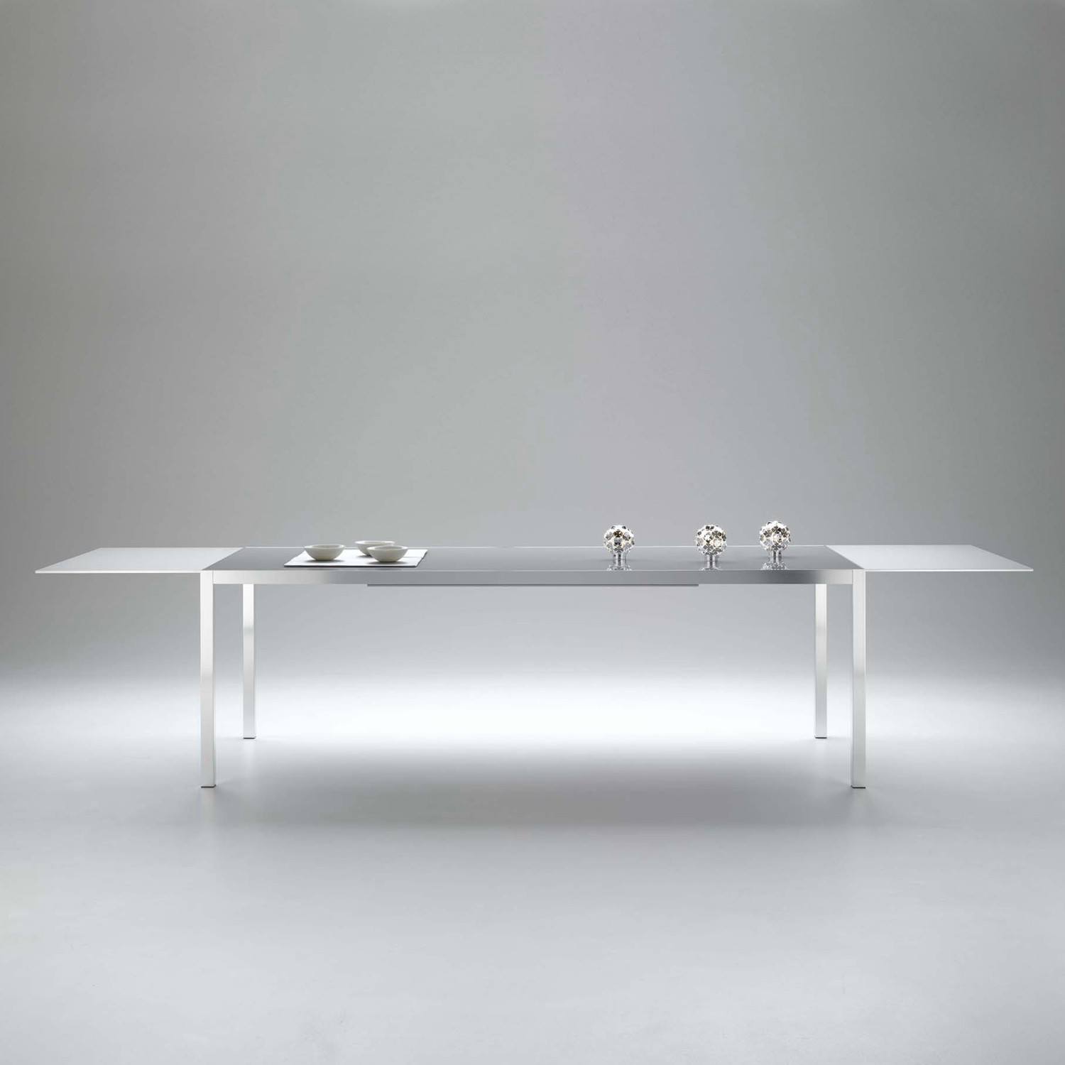 Extension T Table by MDF Italia