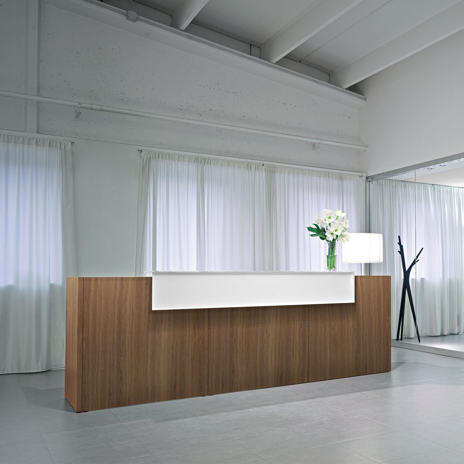 Factory Modular Reception Desks