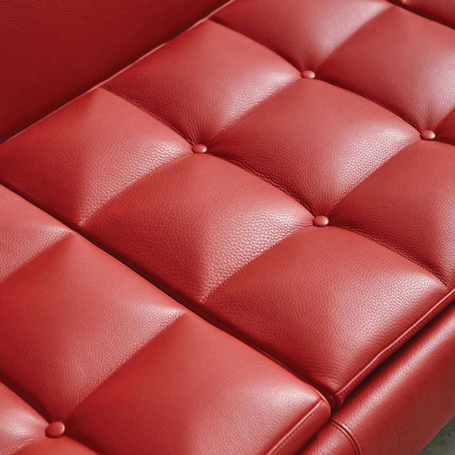Fairfax Sofa Leather Upholstery