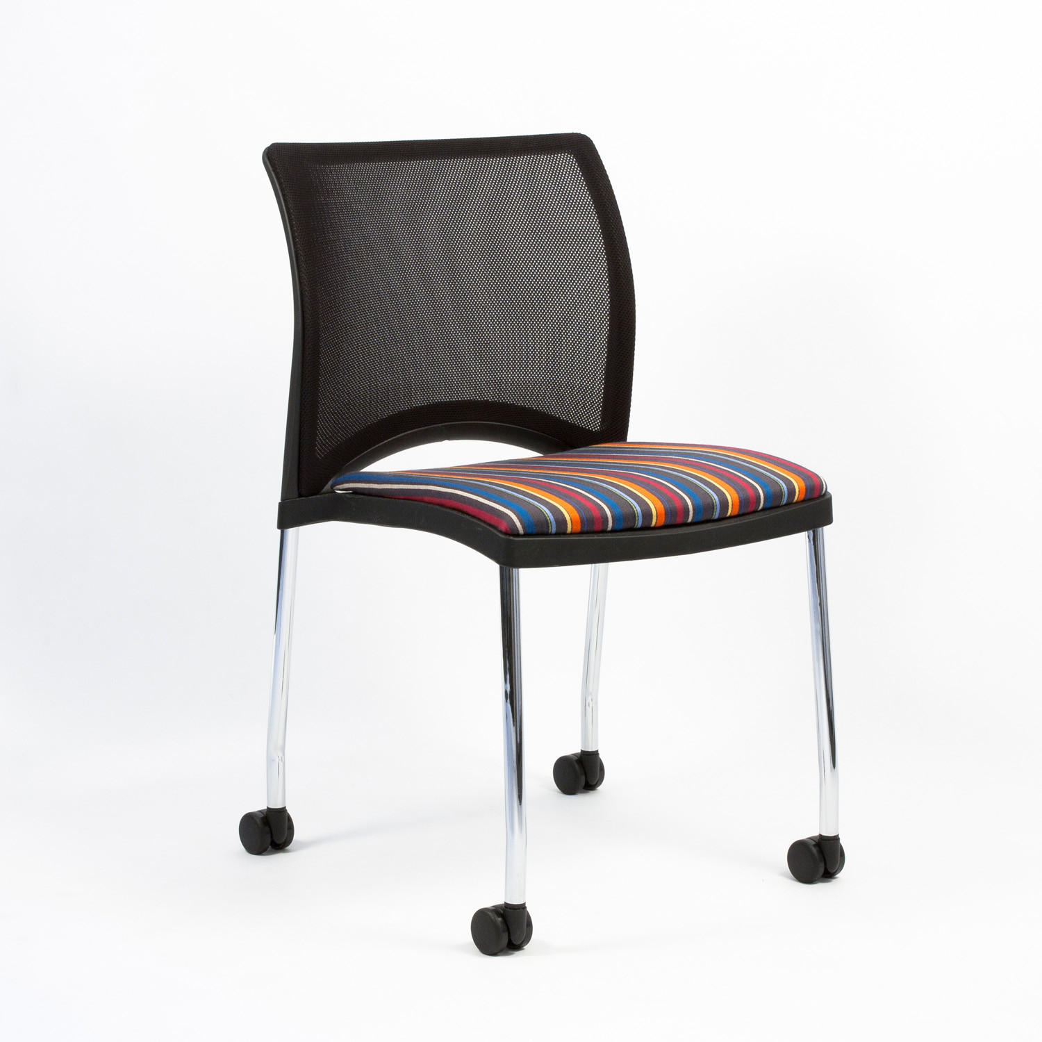 Faveo Meeting Chair on Castors by KI