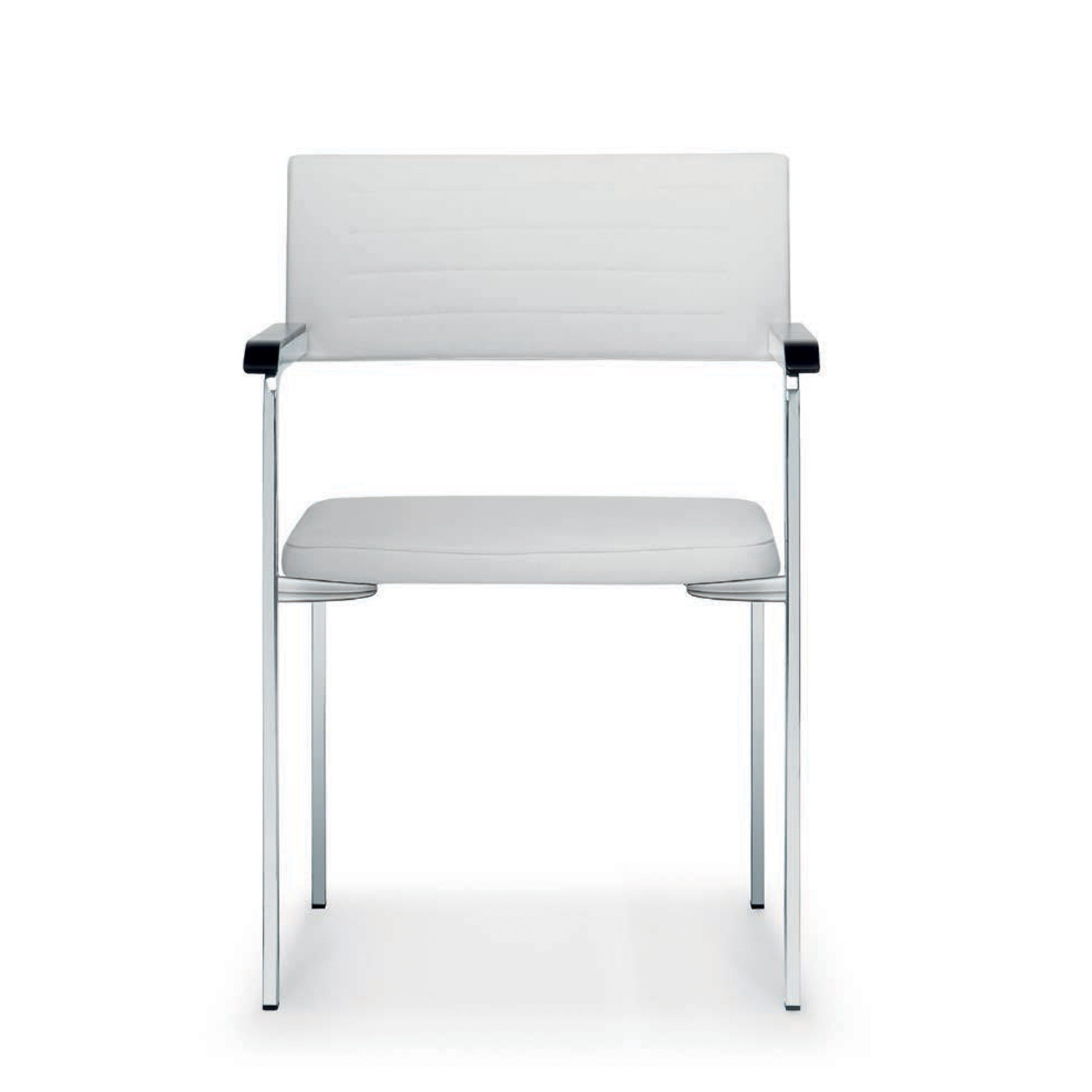 Fiato Armchair Front View