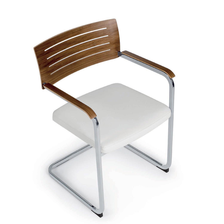 Fiato Cantilever Armchair
