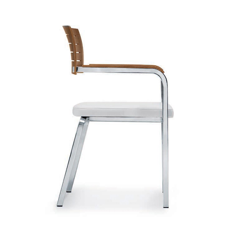 Fiato Armchair  Profile