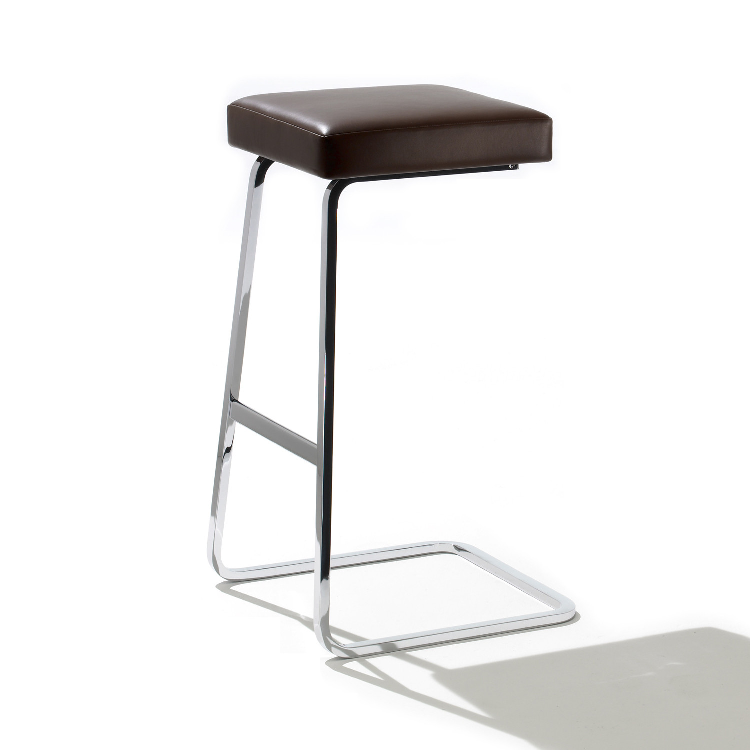 Barstools by Mies van der Rohe