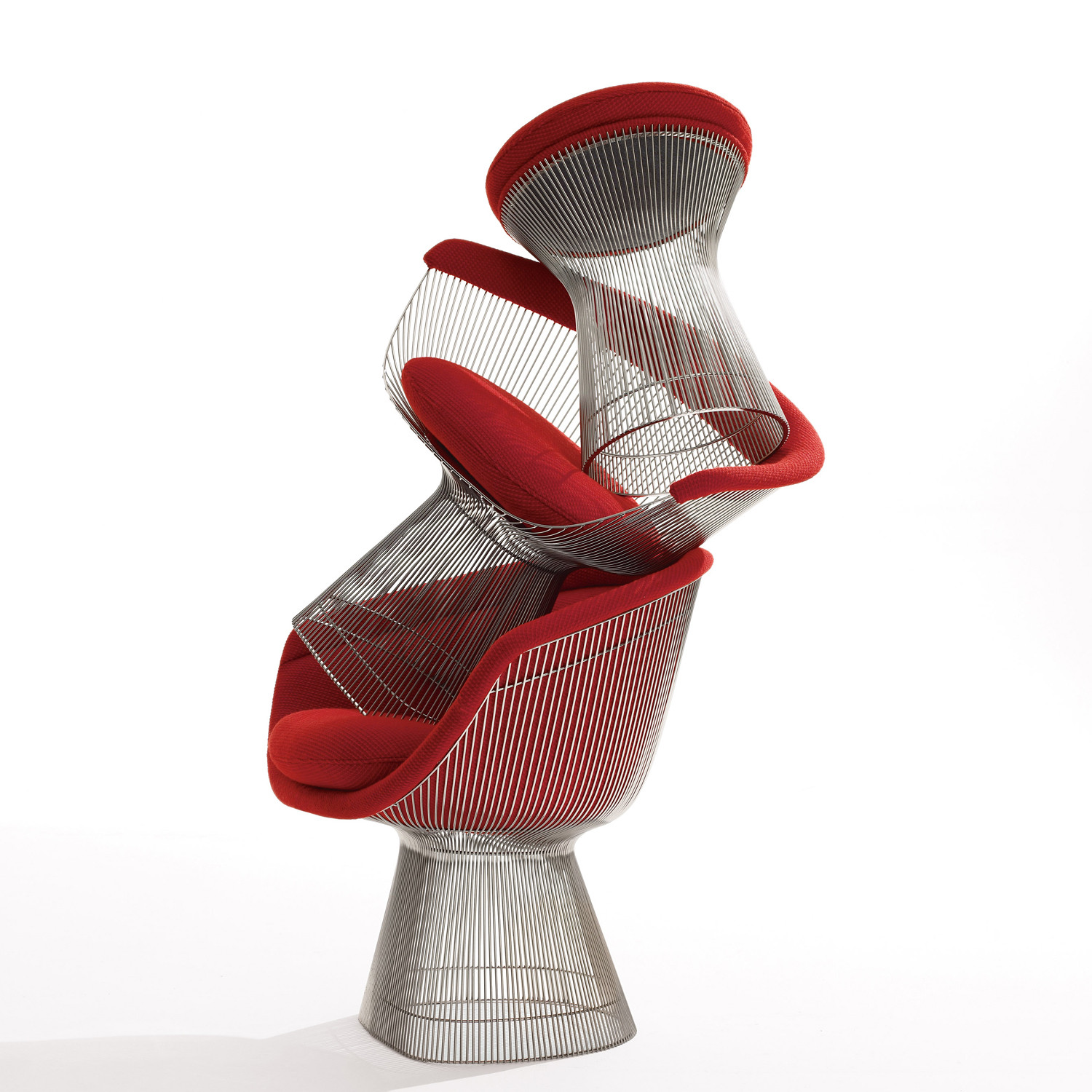 Platner Lounge Seating by Knoll
