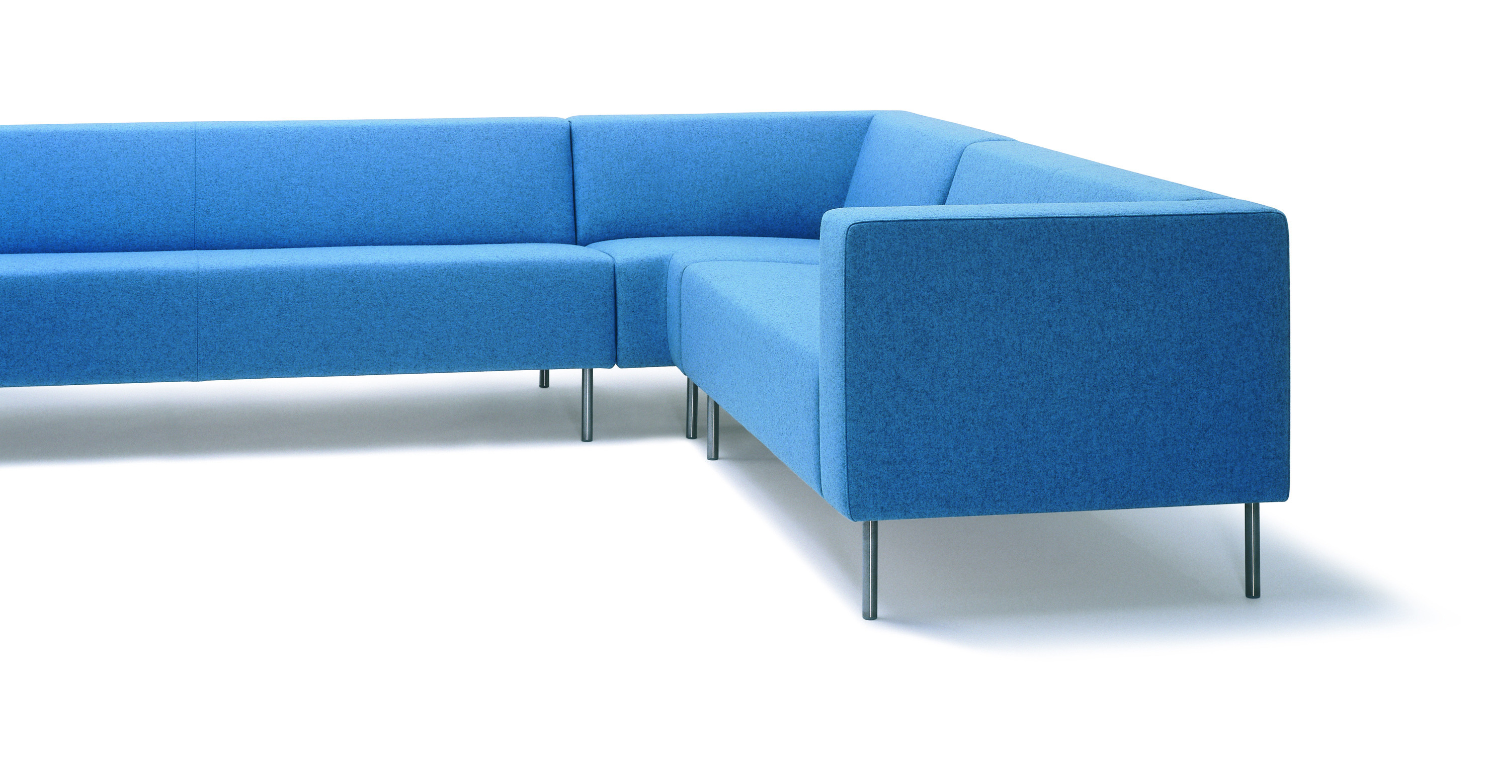 HM18 Reception Modular Soft Seating