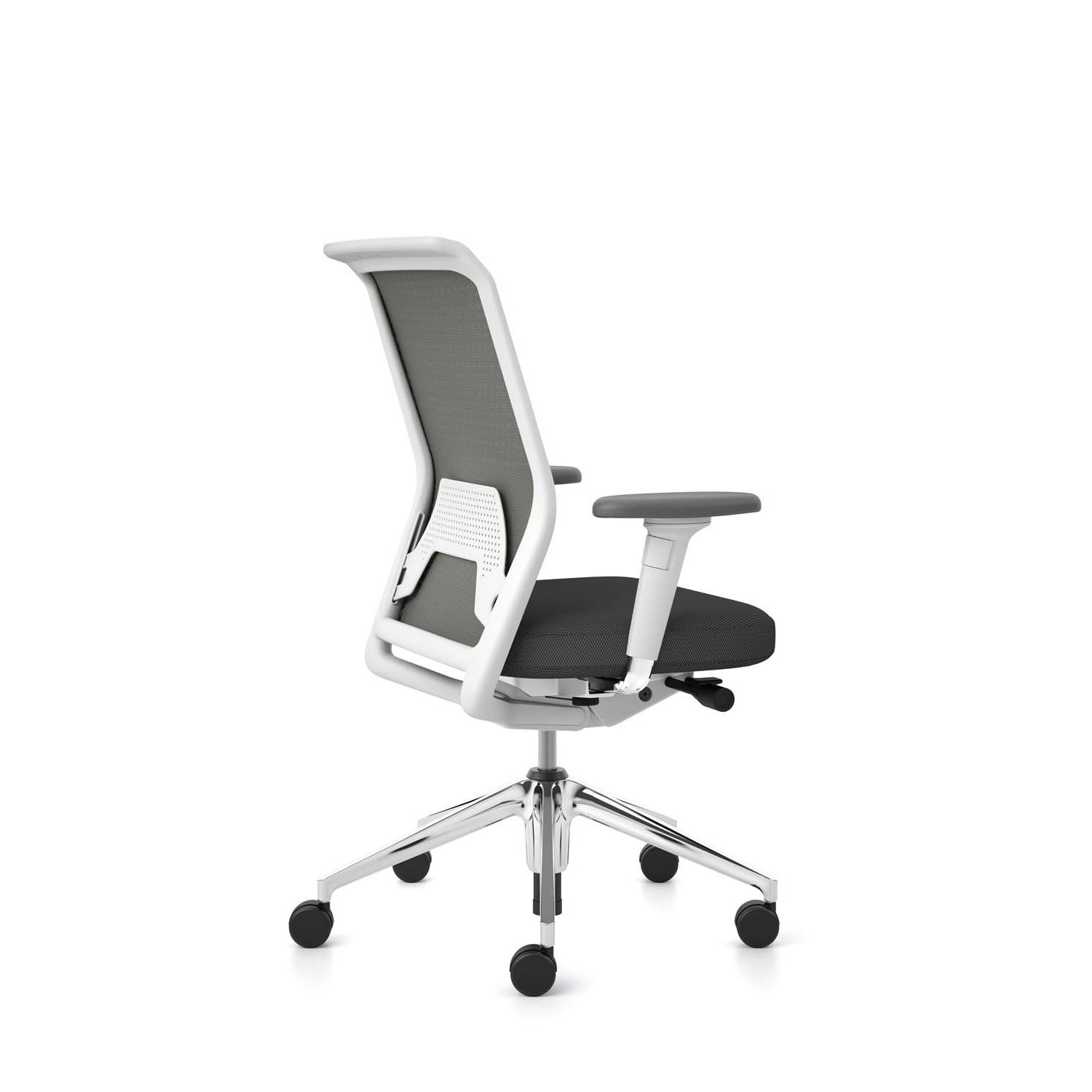 ID Mesh Office Chair Backrest View