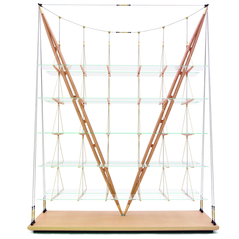 838 Veliero Bookcase Frame