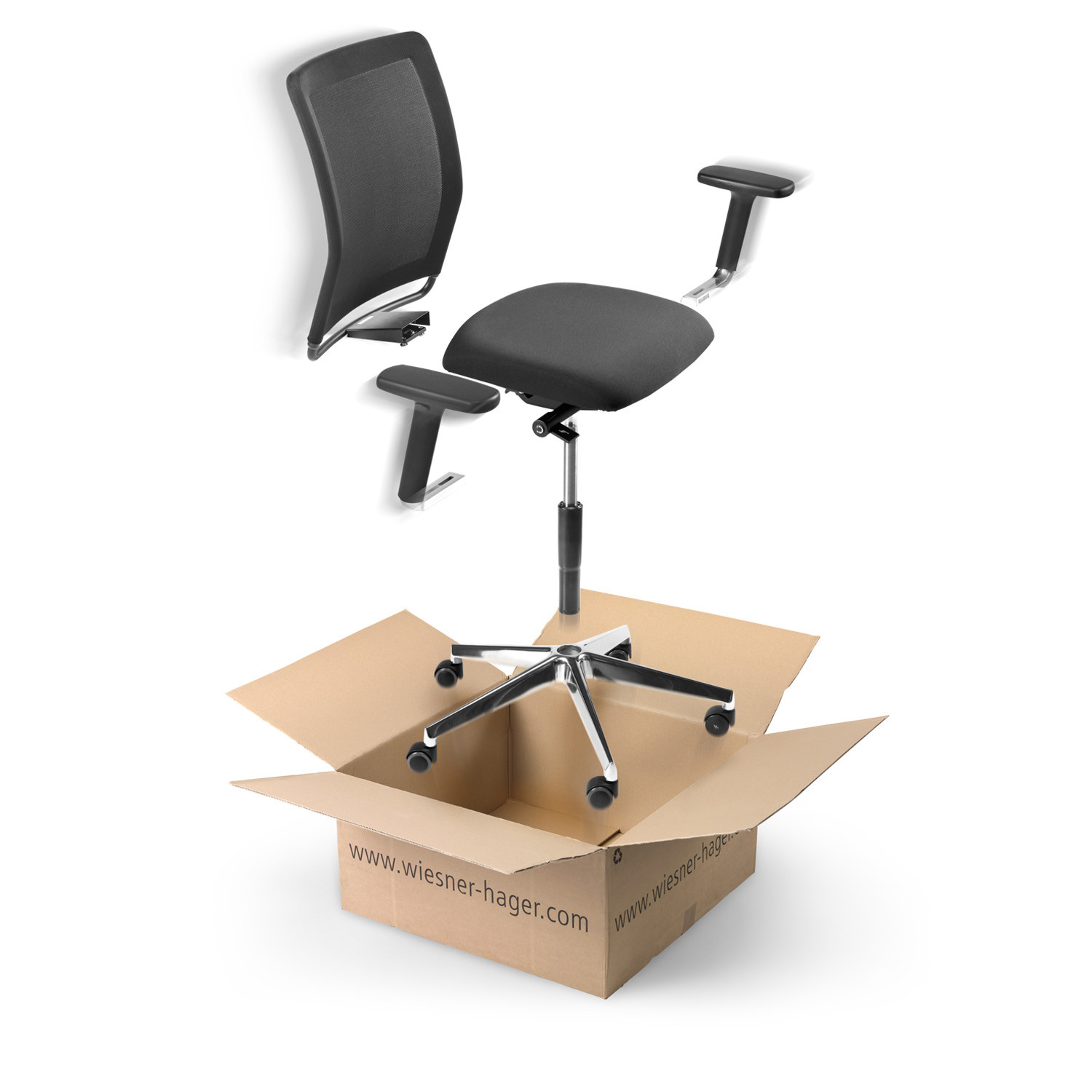 Paro Plus Chair Boxed