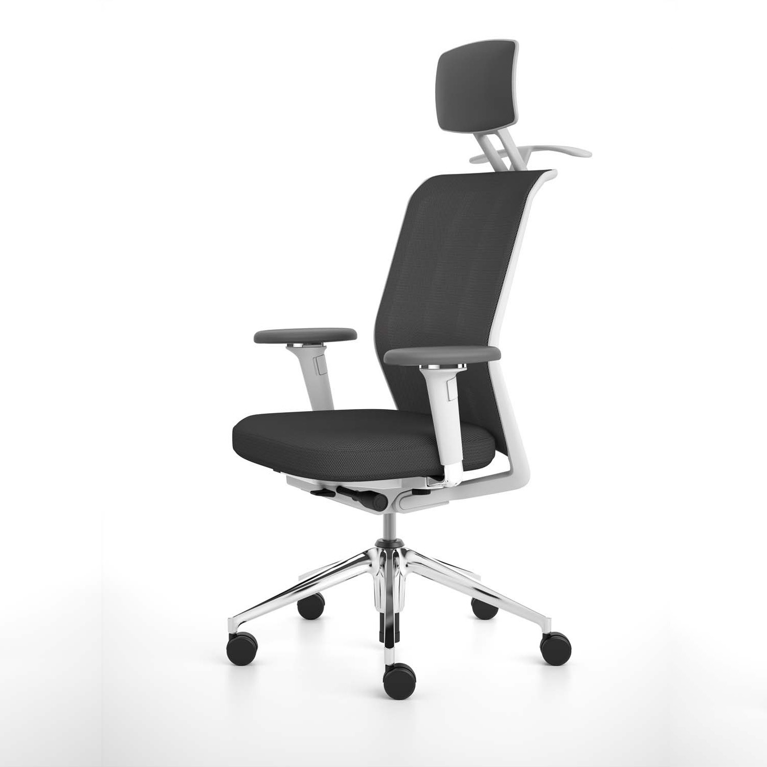 Vitra ID Mesh Task Chair with headrest