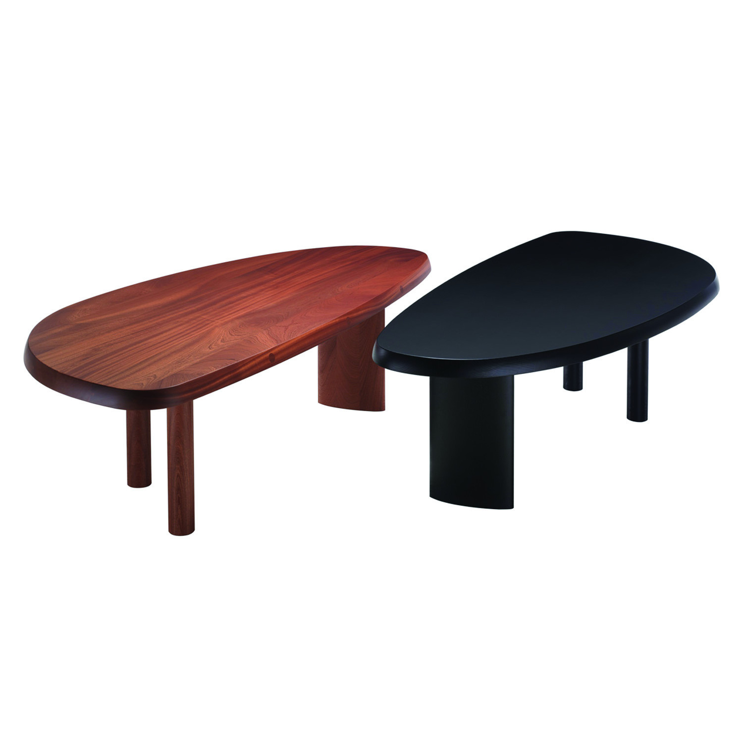 525 Table en Forme Libre Two Tables