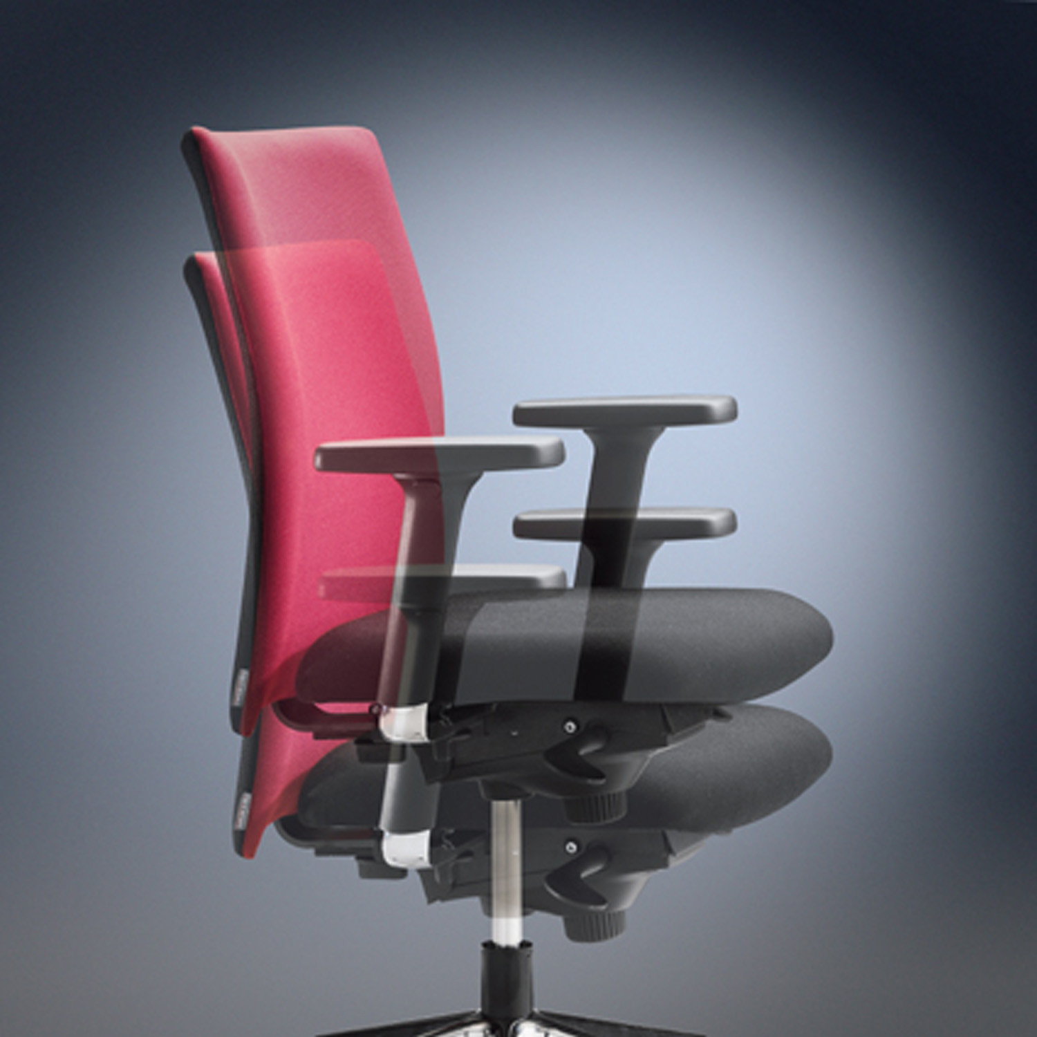 Paro Adjustable Business Chair