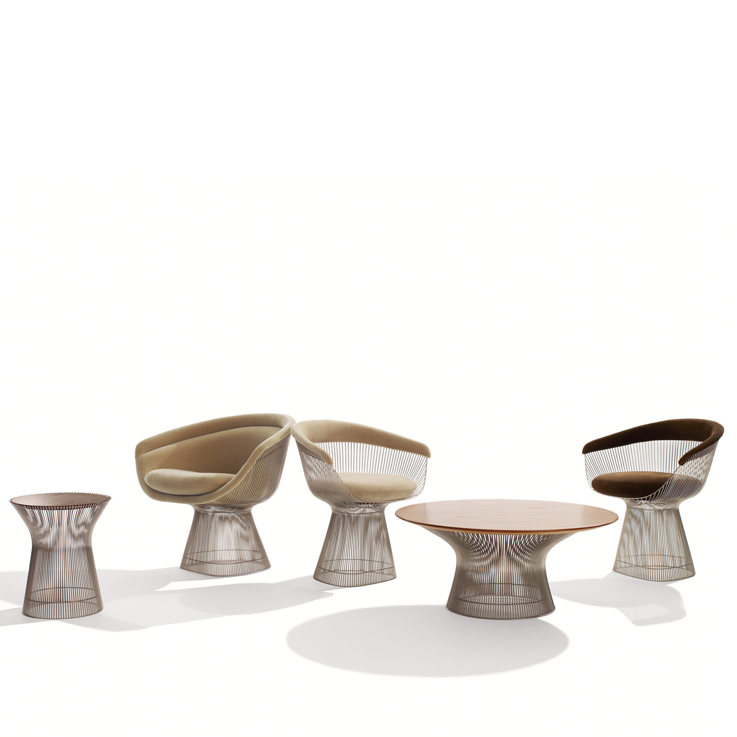 Lounge Seating by Warren Platner