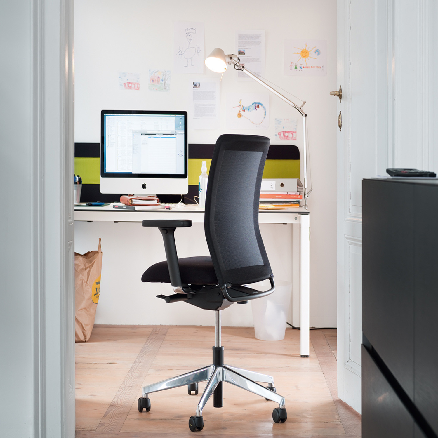 Paro Plus Desk Chair