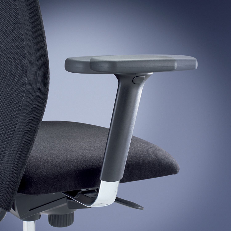 Paro Net Chair Armrest Detail