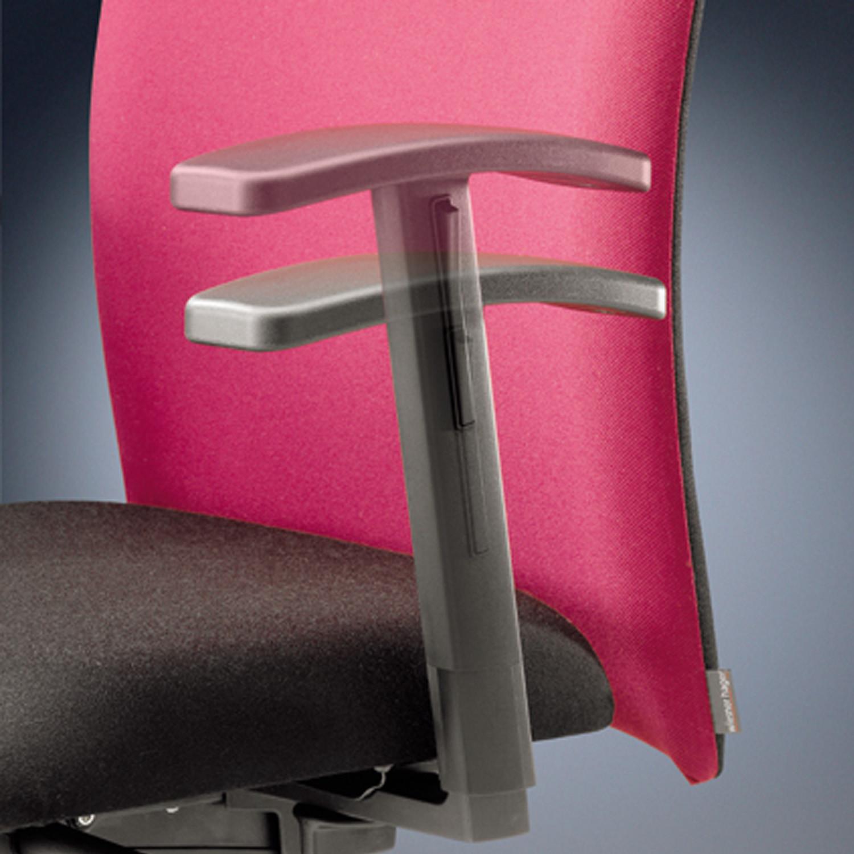 Wiesner Hager Paro Business Chair Armrest