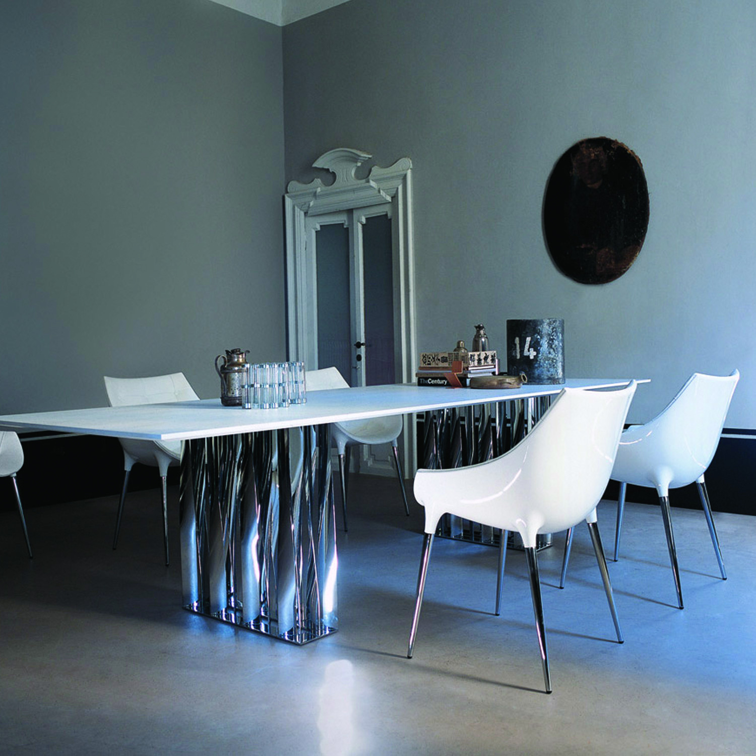 246 Passion Chairs by Cassina
