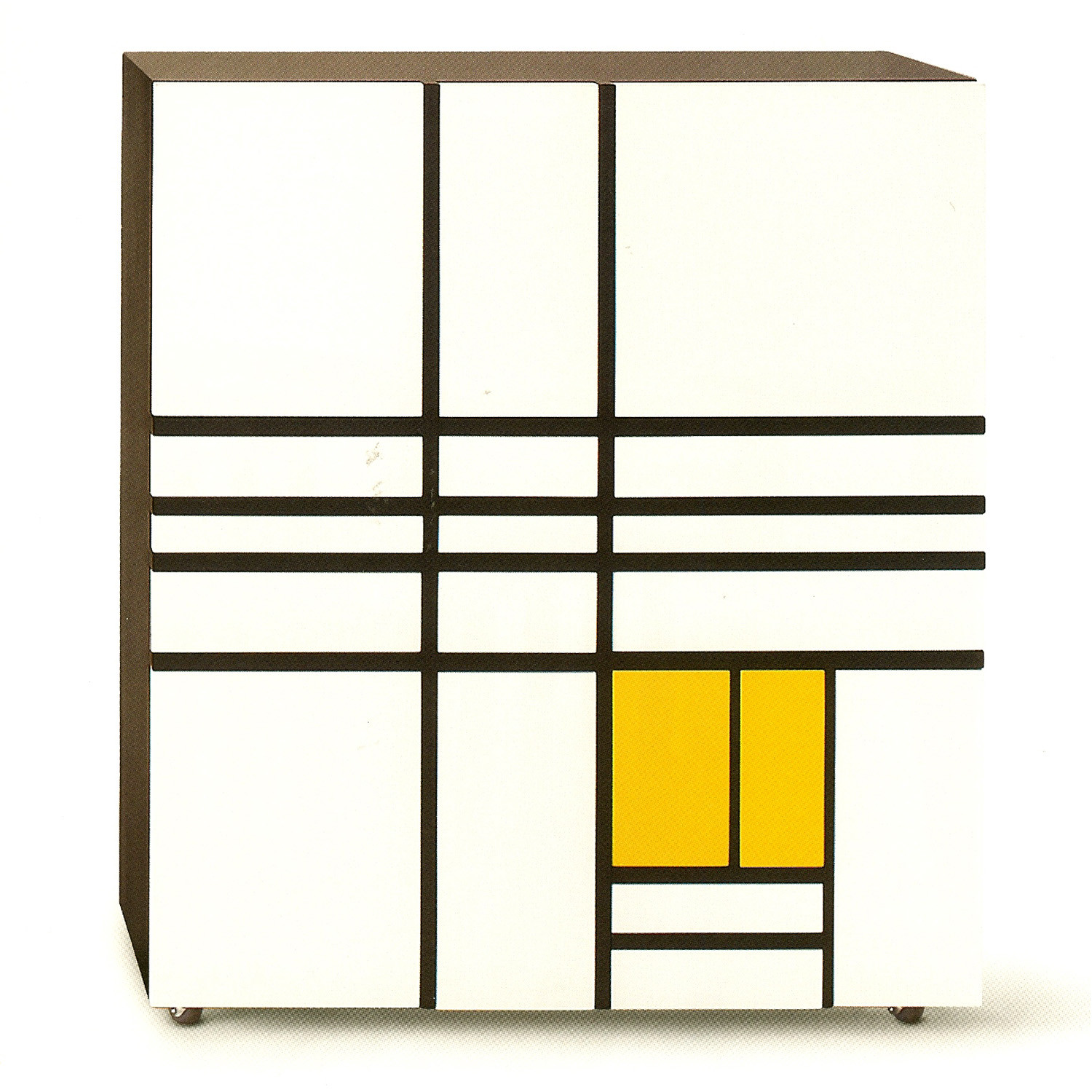 Homage to Mondrian Storage