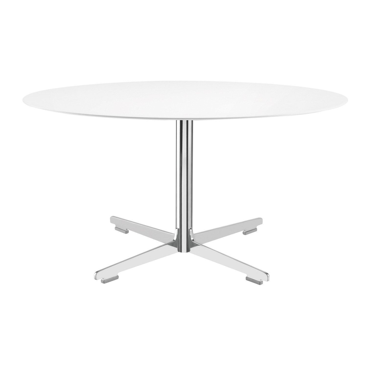 Cross Round Cafe Table