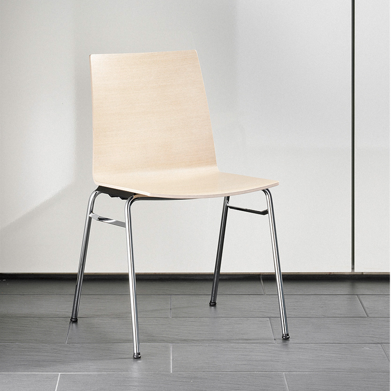 Update Stackable Chair from Wiesner Hager