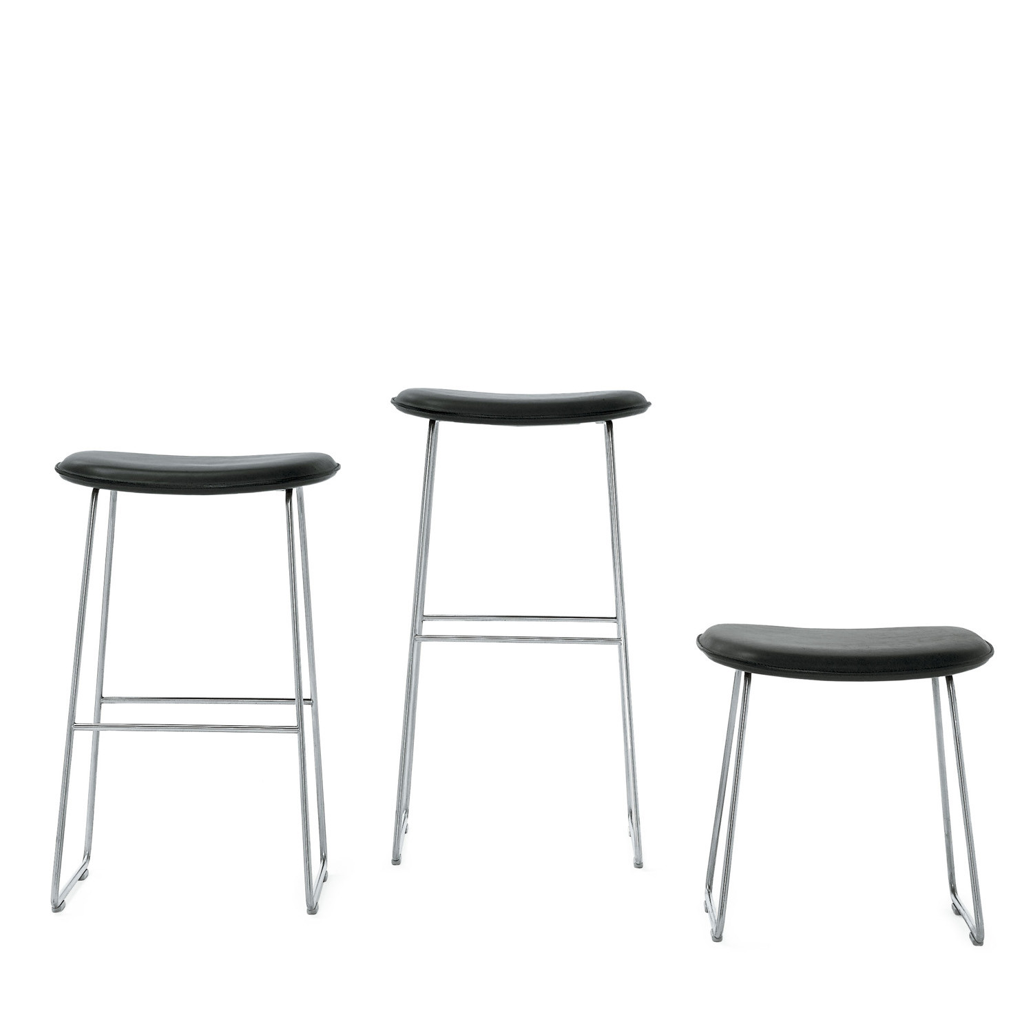 Morrison Low, Medium and High Stools