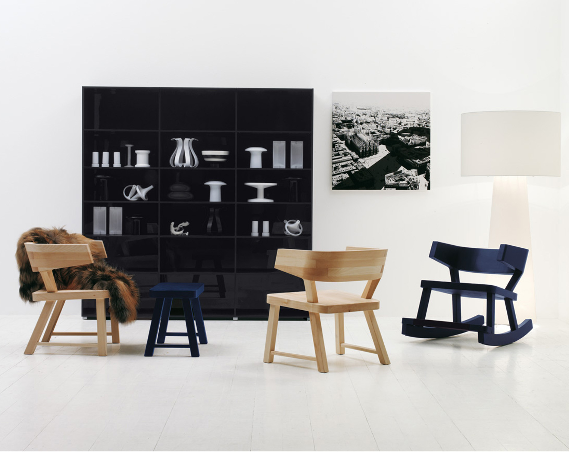 Neo Country Series by Cappellini