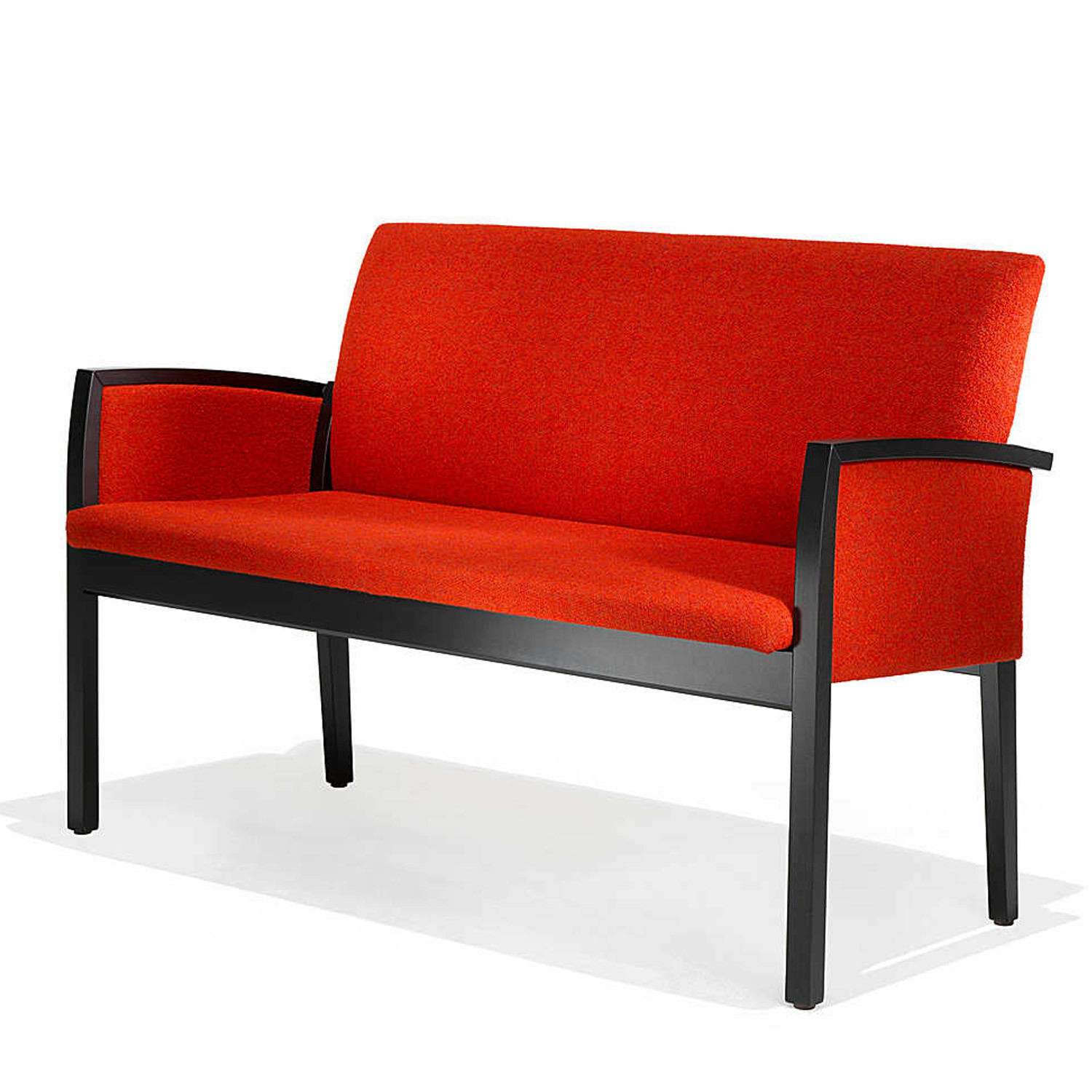 3700 Palato Upholstered Bench with backrest