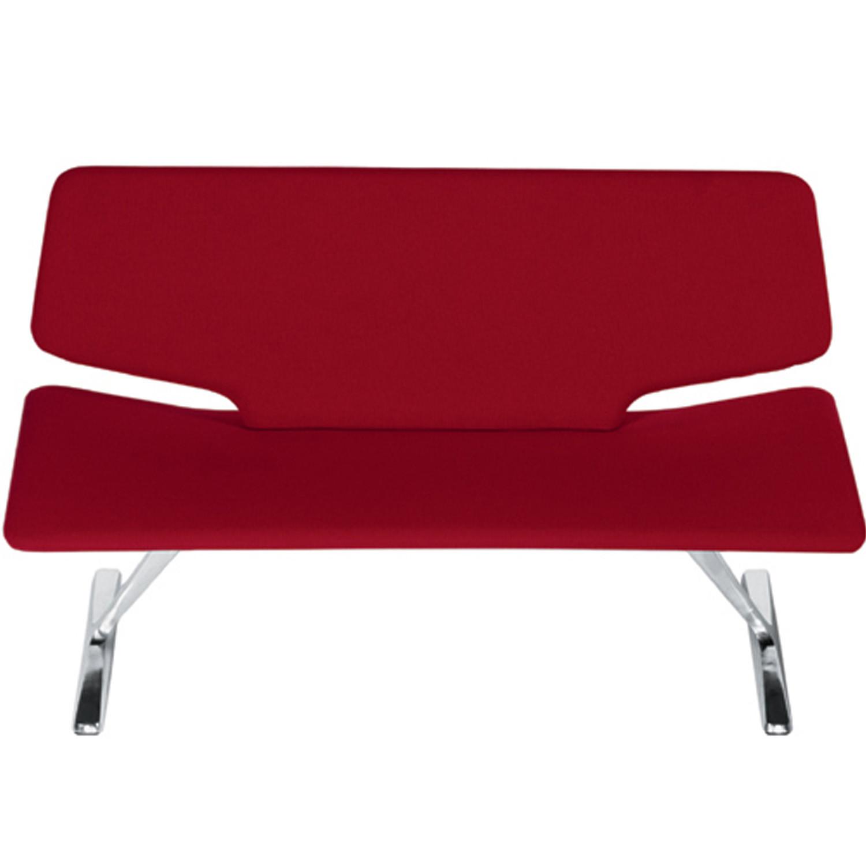 TT 2-Seater Upholstered Bench