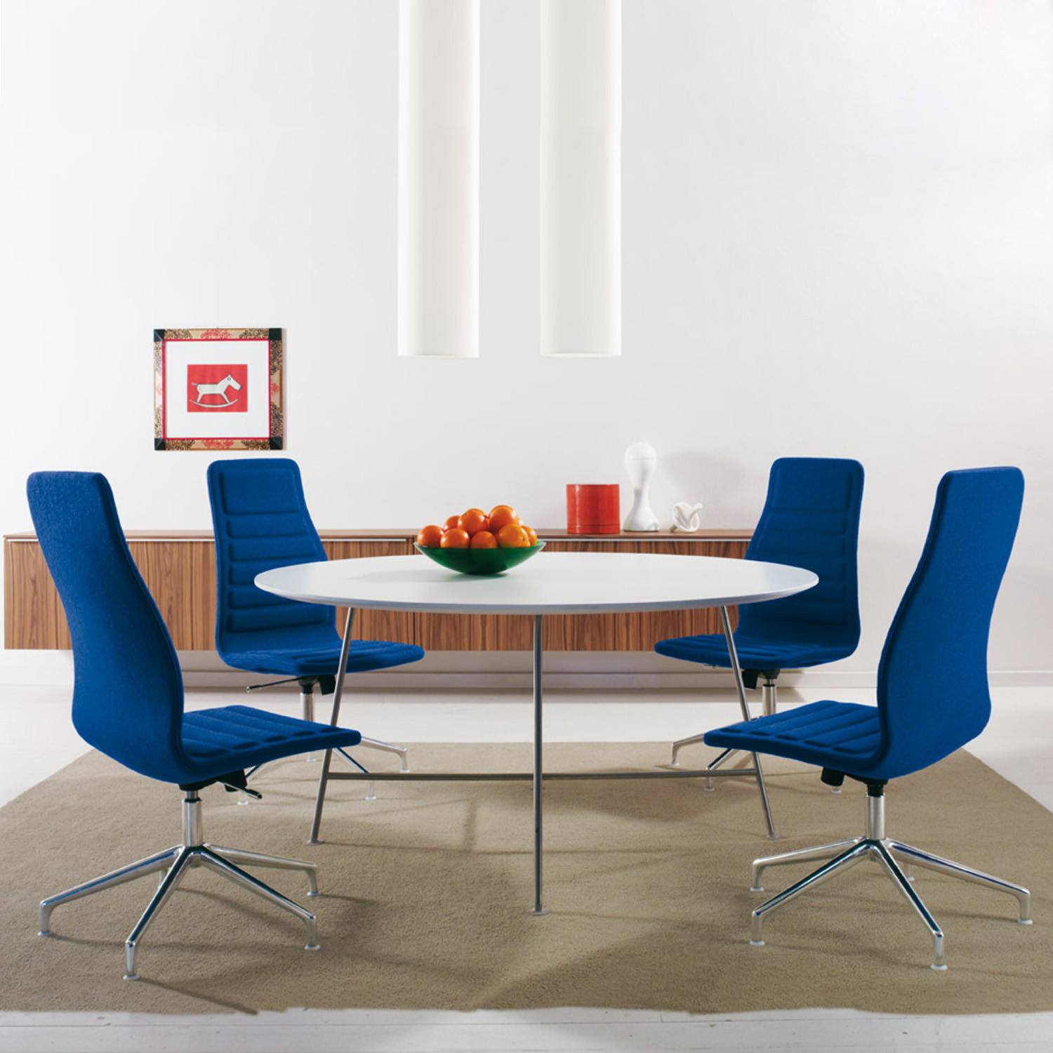 Lotus Meeting Armchairs by Cappellini