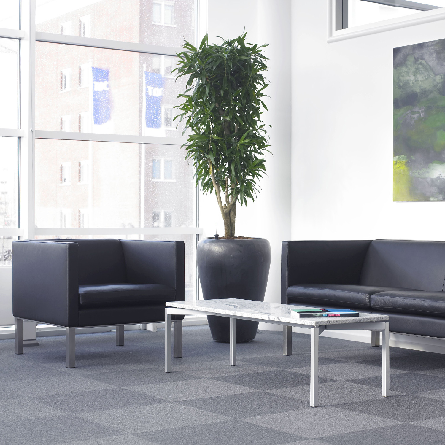EJ 51 Office Armchairs