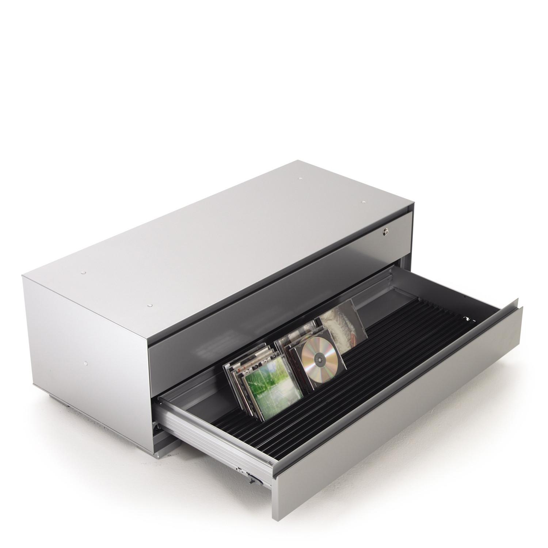 Primo 2-Drawer Media Storage Cabinet