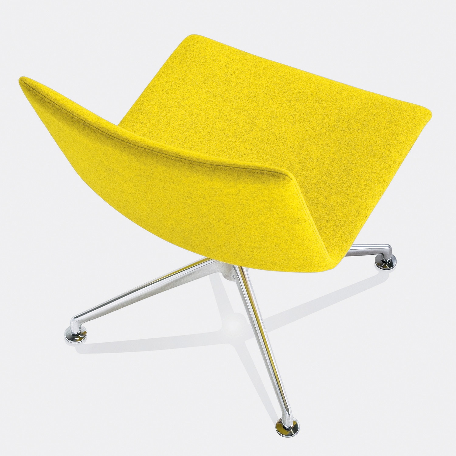 Fina Lounge Reception Armchair