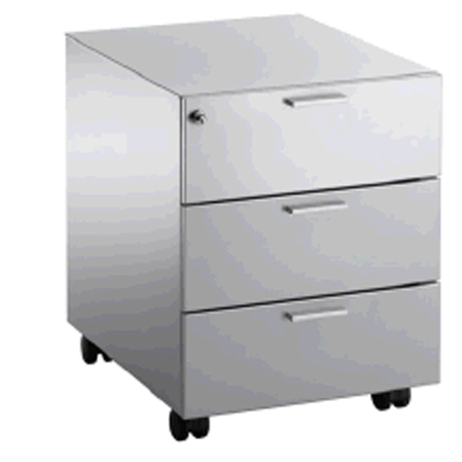 Flex Pedestal 3 drawers