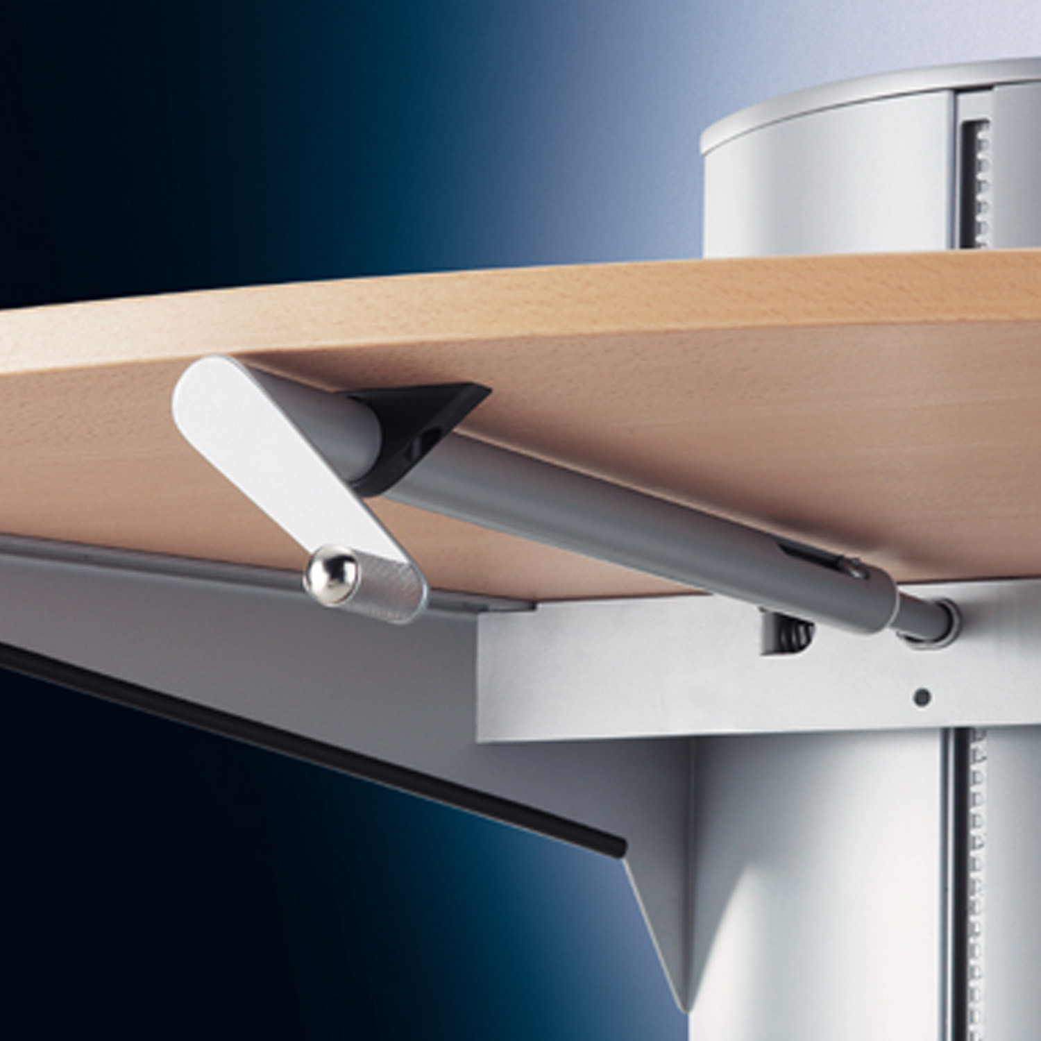 Flex Folding Table Detail