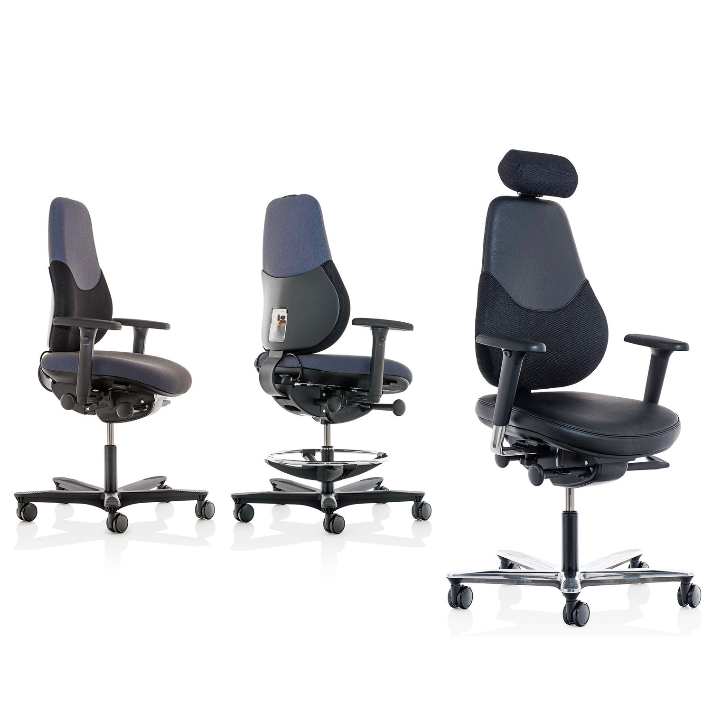Flo Ergonomic Task Chairs FLO-HBA & HBAH