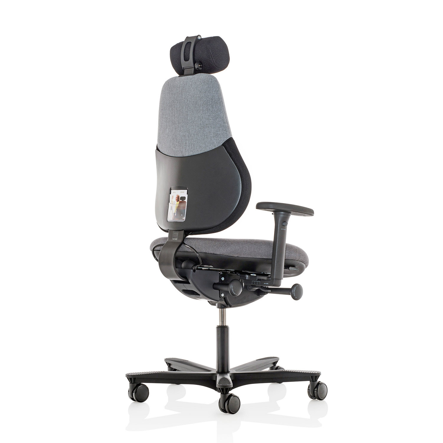 Flo Ergonomic High Back Chair
