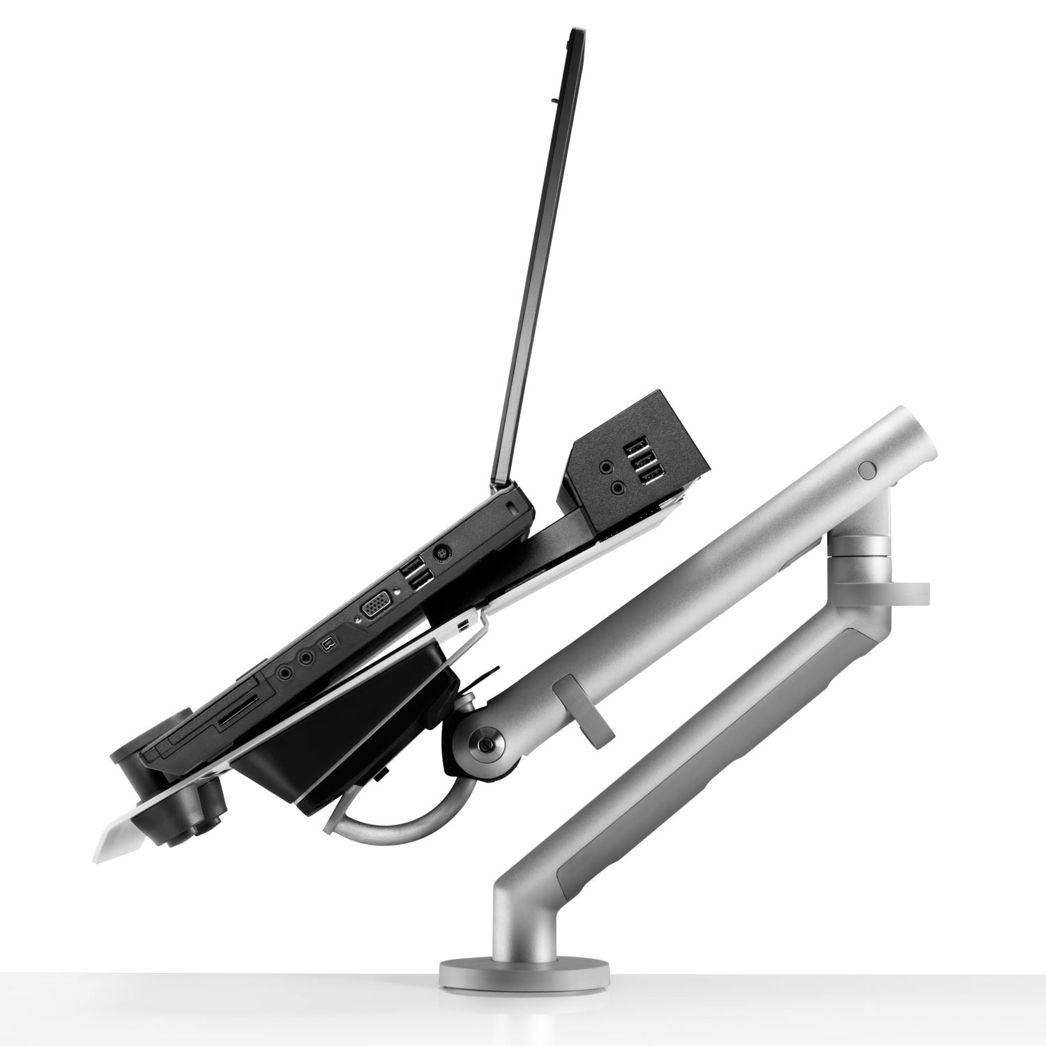 CBS Flo Laptop Mount With Docking Station