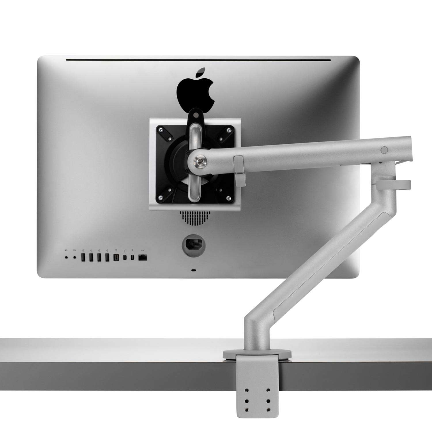 Flo Monitor Arm Back View