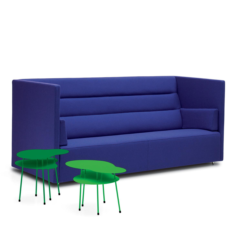 Float High Acoustic Sofa