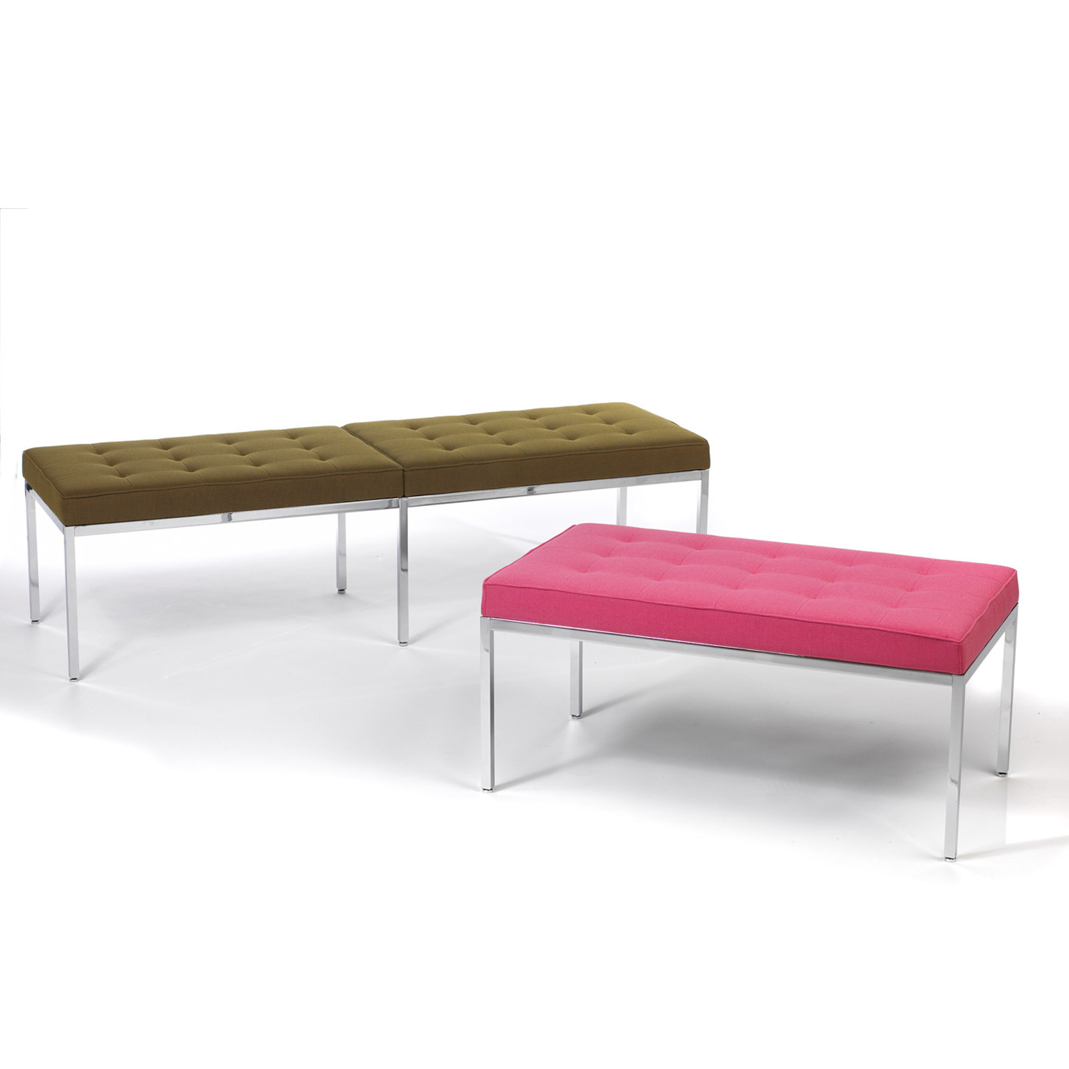 Florence Knoll Reception Bench