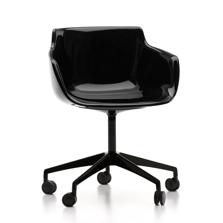 Flow Wheeled Armchair