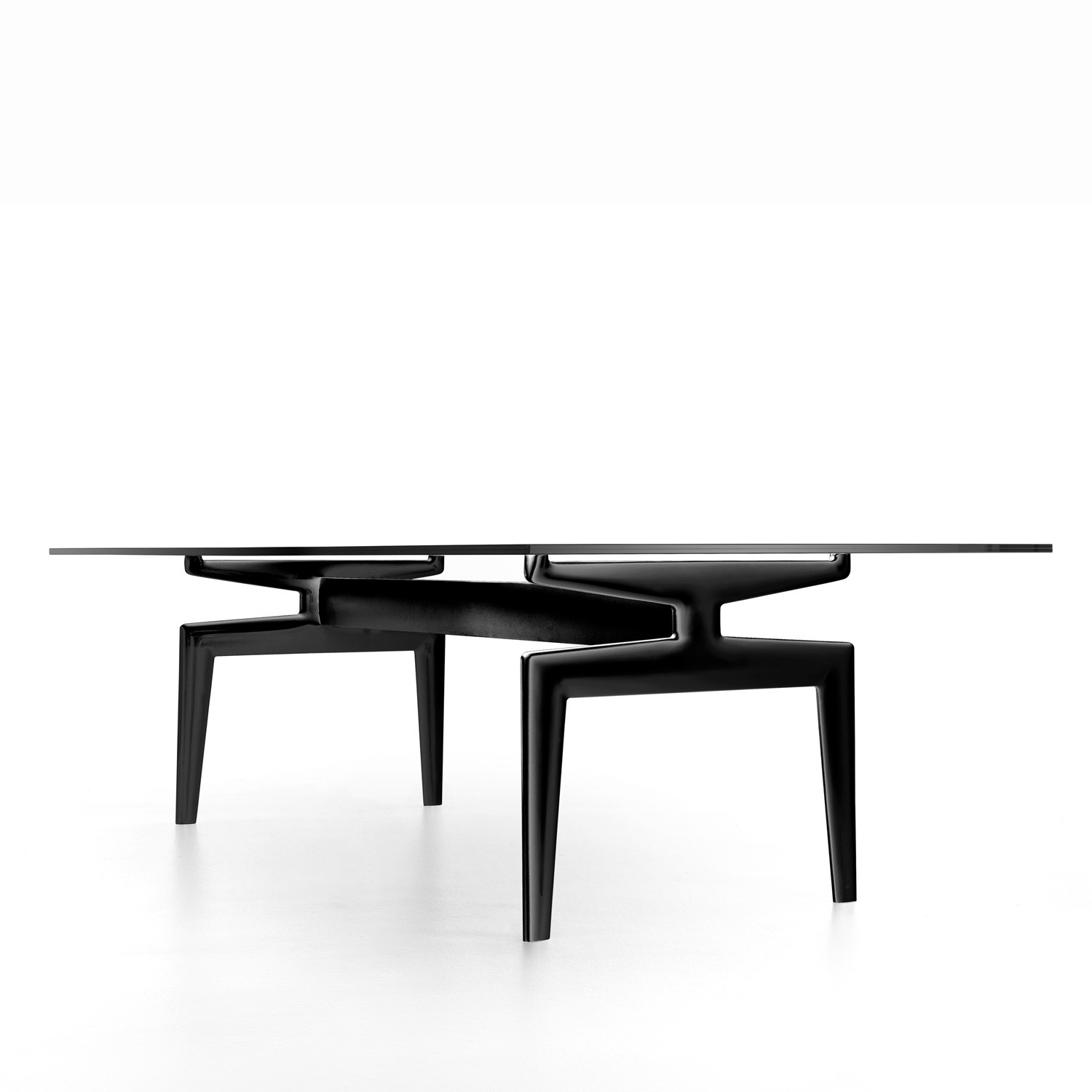 Flow Table in Black